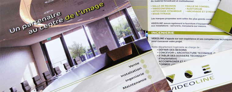 Studio Prépresse - Maquette de document brochure