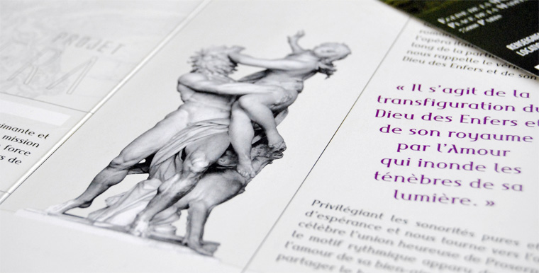 Studio Prépresse - Mise en page de catalogue d'art