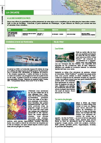 Studio Prépresse - Mise en page InDesign de catalogue